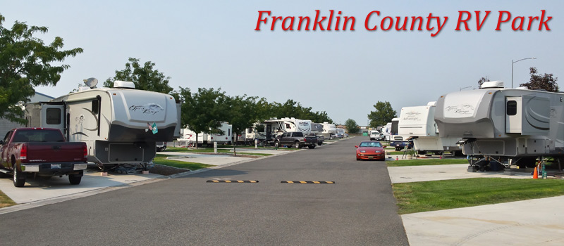 Franklin County RV Park at HAPO Center