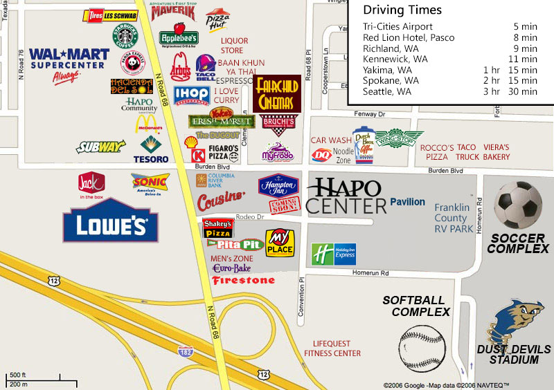 Local Business Map